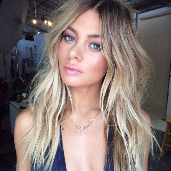 Tousled Bohemian Waves with Long Layers