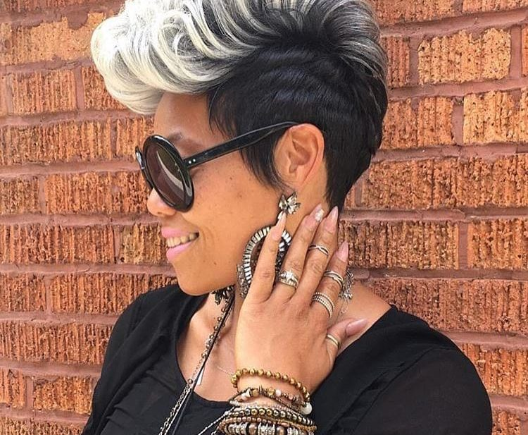 Icy Cool Faux Hawk Pixie The Latest Hairstyles For Men And Women 2020 Hairstyleology